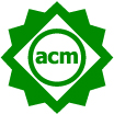 ACM Artifacts Available
